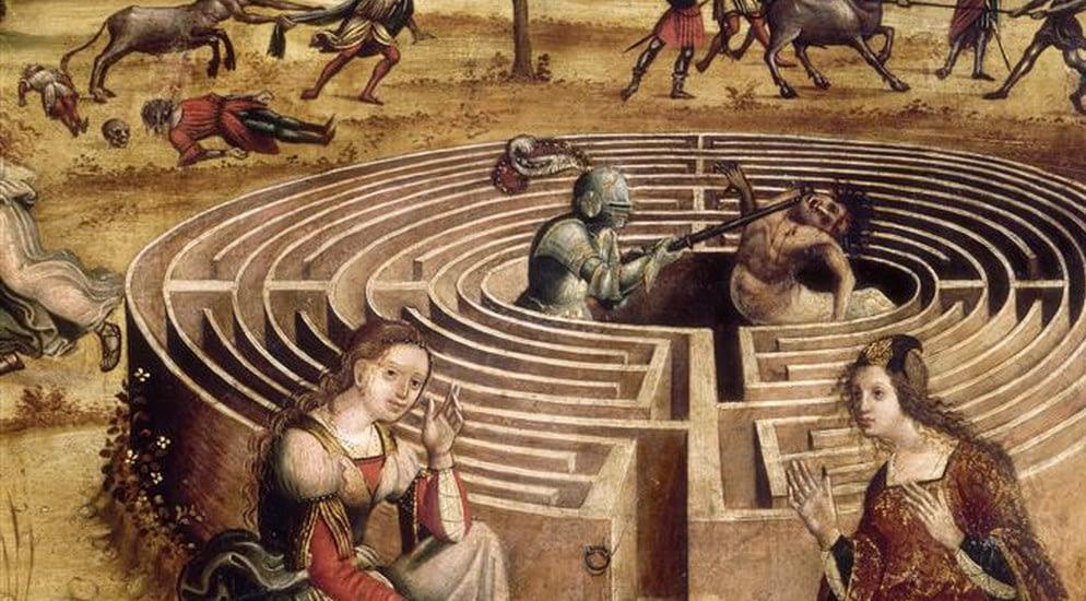 Jung, Thésée et le labyrinthe de l'individuation (2)